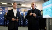 Duma seçimlerini Putin'in partisi kazandı