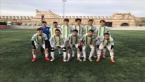 Efsane Başkan Doğan Albayrak'ın takımı Altınovaspor´dan bir şampiyonluk daha