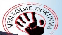 Eğitimcilerden 'mesleğime dokunma' eylemi