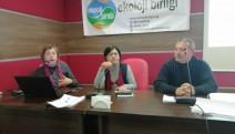 Ekoloji Birliği Ege Bölge toplantısını gerçekleştirdi