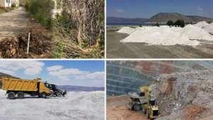 Ekoloji Birliği, mayıs ayındaki ekolojik yıkımlar raporunu kamuoyuna açıkladı