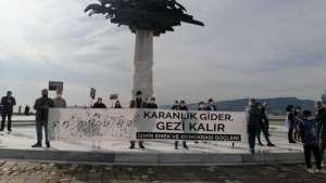 Emek ve Demokrasi Güçleri'nden Gezi anması