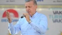 Erdoğan: Çırağı da ustasına çekmiş