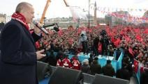 Erdoğan, seçim kampanyasını Sivas'tan başlattı