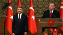 Erdoğan'a bir hafta Fuat Oktay vekalet edecek