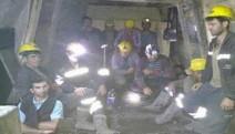 Ermenek'te 35 madenci açlık grevine başladı