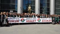 """Eskişehir Barosu: """"Hukuk silah gibi kullanılıyor"""""""
