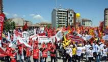 Eskişehir'de yıllar sonra ortak 1 Mayıs