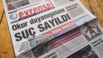 """Evrensel Gazetesi'nin """"Bir oku, bir okut"""" dayanışma kampanyası suç sayıldı!"""