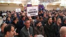 EYT'liler Gebze'de Toplandı
