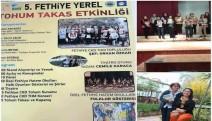 Fethiye'de 5. Tohum Takas Etkinliği... 23 Aralık 2017 Cumartesi