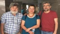 Fincancı,  Önderoğlu ve Nesin'in dosyasının AYM'ye gönderilmesi talebine ret