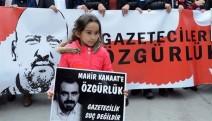 Gazeteci, akademisyen ve avukatlar ifade özgürlüğü için yürüyecek