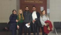 Gazeteciye sahte hesaptan hapis cezası