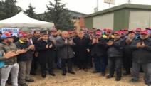 Gaziantep'te Kargo İşçilerine yönelik saldırı kınandı