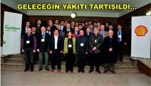 Geleceğin Yakıtları İstanbul'da Masaya Yatırıldı