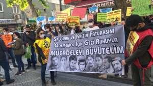 Gezi direnişinde ölümsüzleşenler Esenyurt'ta anıldı