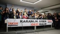 'Gezi tarihi yeniden yazılmak isteniyor'