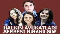 Gözaltına alınan Halkın Hukuk Bürosu avukatları tutuklandı