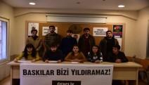 Gözaltına alınan İÜ öğrencileri: baskılar bizleri yıldıramaz