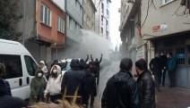 Grup Yorum üyesi Helin Bölek'in cenazesinde polis müdahalesi