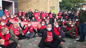 Systemair HSK, Özer Elektrik ve Baldur işçileri Ankara'ya bugün yürüyecek