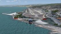 Havaalanı için Karadeniz'e 100 milyon ton taş dökülecek