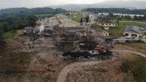 Havai fişek fabrikasındaki patlamaya ilişkin dört tutuklama