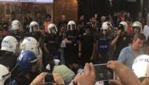 """""""Hayat 3 saate sığar mı?"""" diyen Dev-Lis üyelerine polis saldırısı"""