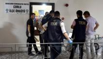 HDP Çorlu ilçe binasına baskın: Gözaltılar var!