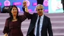 HDP Eş Genel Başkanlığı'na Pervin Buldan ve Mithat Sancar seçildi