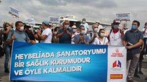 'Heybeliada Sanatoryumu sağlık kurumudur ve öyle kalmalı'