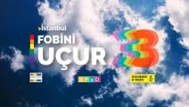 """""""Homofobi ve Transfobiye Karşı #FobiniUçur!"""" etkinliği"""