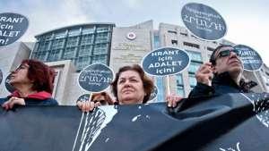 Hrant Dink cinayeti davası 16 Eylül'e ertelendi