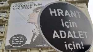 Hrant Dink davasında savcı mütalaa için süre istedi, duruşma ertelendi