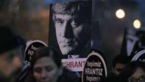Hrant Dink Vakfı'na 209 isimden destek mesajı