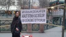 İhracı protesto eden akademisyenler gözaltına alındı