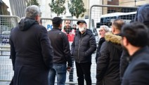 İki TAYAD'lı Galatasaray'da gözaltına alındı