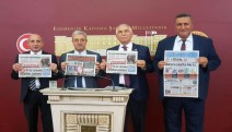 İlan sansürüne Meclis'te tepki: BİK gazeteleri cezalandırma kurumu değildir