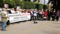 İnsan hakları savunucuları hasta tutuklular için çağrı yaptı