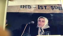İnsan hakları savunucusu, 12 eylül direnişçisi Mesude Aydın vefat etti