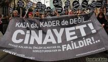 'İş cinayetleri'nde Avrupa birincisi Türkiye'de beş yılda 6 bin 87 işçi öldü