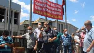 İşçilerin 12 yıllık hak mücadelesi sürüyor