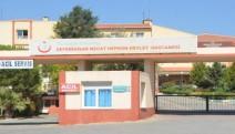 Seferhisar yeni devlet hastanesi için ilk adım...Yer Düzce mahallesinde...