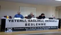 İSİGM Beslenme Çalıştayı Tuzla'da yapıldı