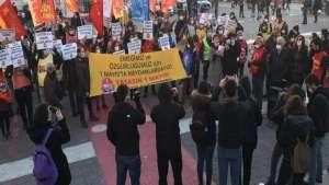 """İstanbul 1 Mayıs Platformu: """"Direnişin sesi sınırlandırılamaz, 1 Mayıs """"temsili"""" kutlanamaz!"""