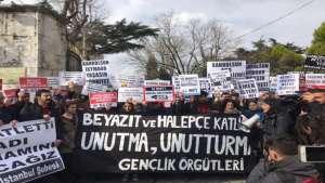 İstanbul'da Gençlik Örgütleri İÜ Eczacılık önünde yapılacak 16 Mart anmasına çağrı yaptı