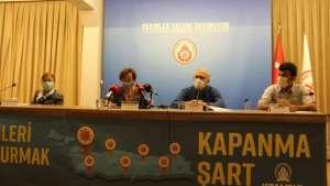 İstanbul Tabip Odası: Zorunlu, acil alanlar dışında kapanma şart