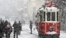 İstanbul'a kar geliyor... Meteoroloji tarih verdi