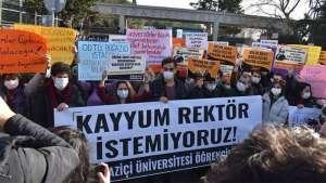 İstanbul'da Boğaziçi eylemlerinden 4 öğrenci daha tutuklandı I Tutuklanan sayısı 8 oldu